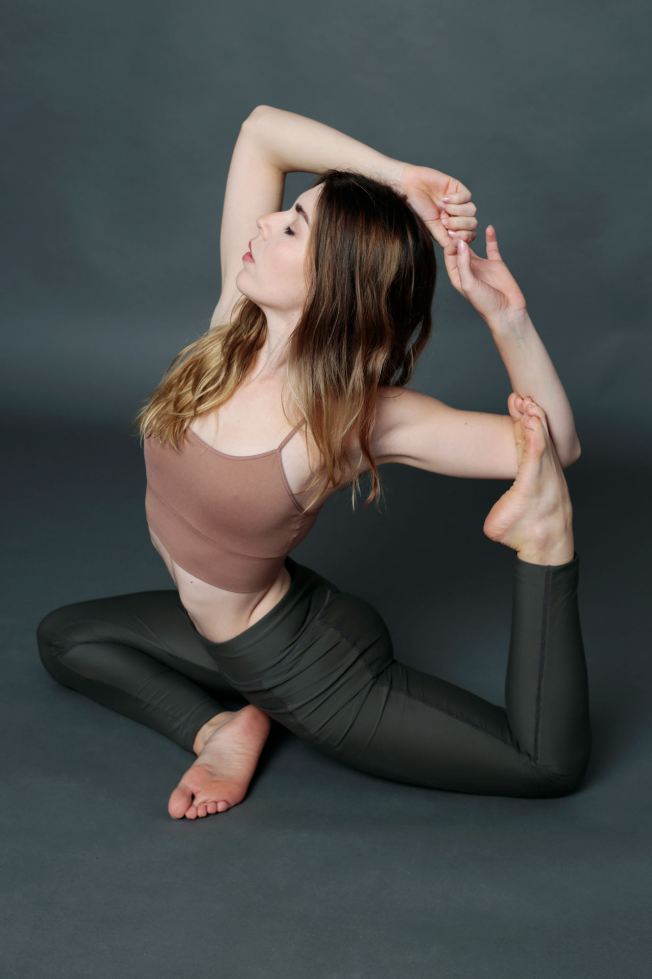 profesora de yoga liberty soul clara