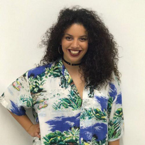 Gisela profesora de hip hop